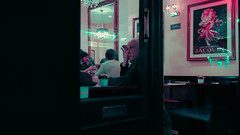 "21,681 ""Les Bonbons"" (Panda1339) Tags: 28mm scifi london cinematic streetphotography ldn futuristic patisserievalerie uk light"
