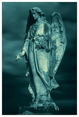 Angels (mliebenberg) Tags: angel statues angels gravestones graves markliebenbergphotography