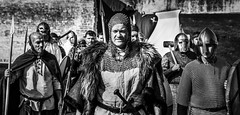 (Simon BOISVINET) Tags: 2016 caen chateau film tournage blackandwhite photography castle movie makingof