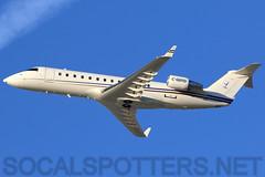 C-GDTD (SoCalSpotters) Tags: cgdtd klax socalspotters ch850 canadair flightexec canadairregionaljet bombardier
