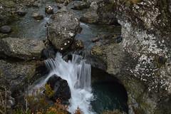 Fairy pools (coraliemcateermoreau7) Tags: isleofskye skye fairypools uk scotland water waterfall bluewater beautiful nature autumn landscape