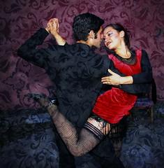 Tango Club, Buenos Aires (klauslang99) Tags: klauslang dancing tango buenos aires argentina couple