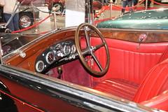 Alfa Romeo 6 C 1500 Cabriolet body by James Young (1928) (Mc Steff) Tags: dashboard armaturenbrett alfa romeo 6 c 1500 cabriolet karosserie 1928 cabrio convertible bodywork body jamesyoung retroclassicsstuttgart2018 6c