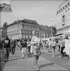 Street (Koprek) Tags: rolleiflex28f zagreb croatia jelačić plac film 120 medium format 6x6 fomapan 100 streetphotography stphotographia street