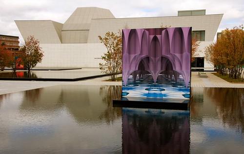Toronto - Ontario - Canada - The Aga Khan Museum - Aga Khan Park