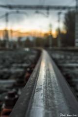 Next station: La Tour de Carol - Próxima parada, La Tour de Carol (RobertoHerreroT) Tags: train tren railway vias puigcerda renfe rodalies cercanias cataluña catalunya españa spain robertoherrerotardon