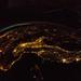 Italian Night from Orbit