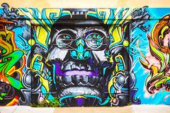 Lango (Thomas Hawk) Tags: california lango mission missiondistrict sanfrancisco usa unitedstates unitedstatesofamerica graffiti mural streetart