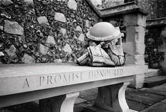 (a.pierre4840) Tags: olympus xa 35mm f28 35mmfilm ilford ilfordhp5 hp5 hp5plus bw blackandwhite monochrome noiretblanc winchester england stone sculpture