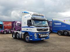 MRZ 3429 - D Gordon & Sons Transport Portglenone County Londonderry (Jonny1312) Tags: lorry volvo truck volvofm13 portglenone ballymena ballymenacarfest