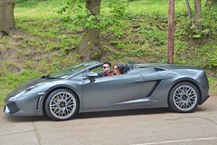 Lamborghini LP560 Gallardo Spyder (Charles Dawson) Tags: t70dea lamborghini lamborghinigallardo