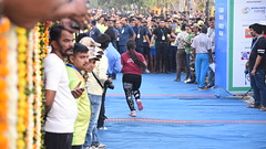 Vasai-Virar Marathon 2018 - Runners Crowd
