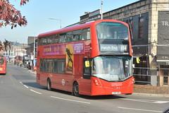 LC67 ADV (VH45257) RATP Group London United (hotspur_star) Tags: londontransport londonbuses londonbus londonbuses2018 wrightbus eclipsevolvogemini tfl transportforlondon hybridbus hybridtechnology busscene2018 doubledeck ratpgroup londonunited lc67adv vh45257 h14