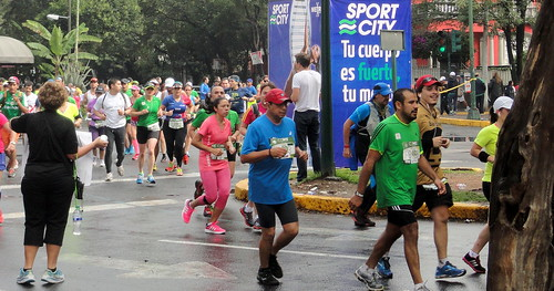 Mexico City on the Run 31 August 2014 (1)
