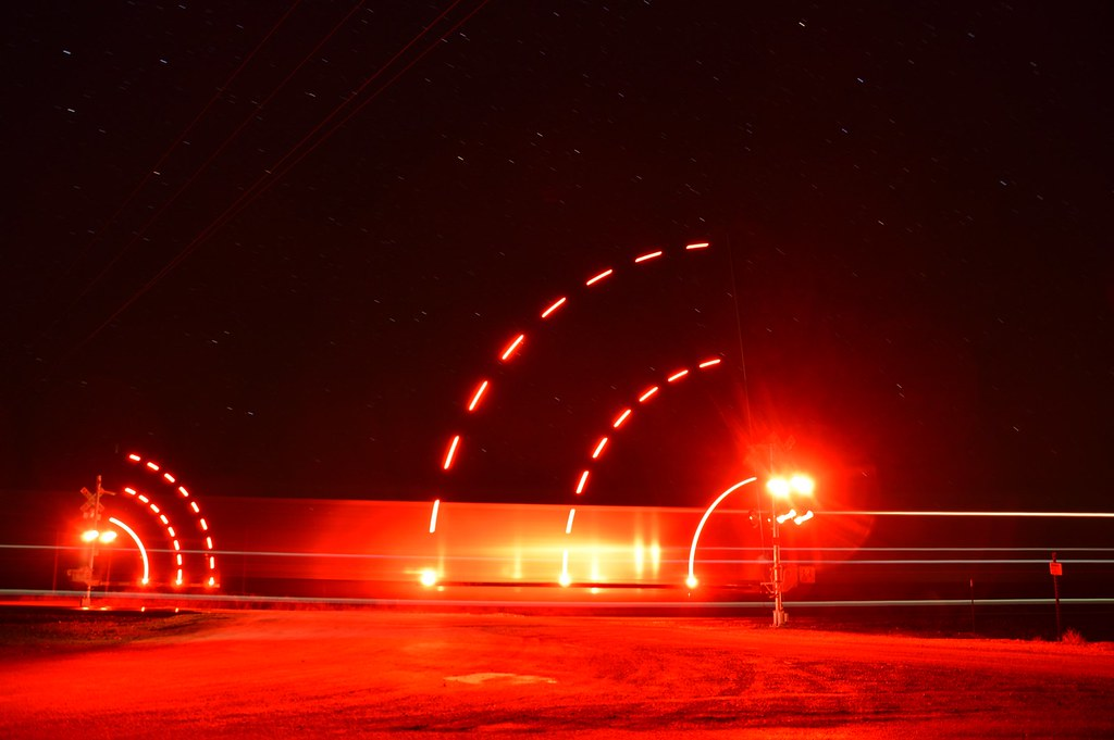 The World's newest photos of bnsf and night - Flickr Hive Mind