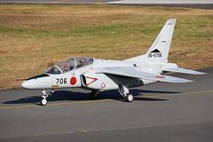 36-5706_KawasakiT-4_JapanASDF_RJTJ_Img02 [Explored] (Tony Osborne - Rotorfocus) Tags: kawasaki t4 japan air selfdefense force jasdf iruma ab 2018 dolphin
