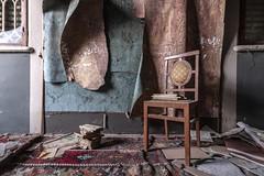 Reading (Leonardo Fazio) Tags: old olt reading books book memories forgotten forgot lost urbanexploration exploration abandon abandoned decay urbex
