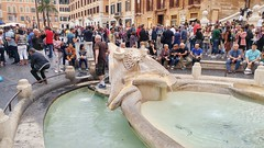 20181005_165121_HDR (宗峰) Tags: 西班牙廣場 piazza di spagna 破船噴泉 la fontana della barcaccia