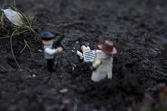 The Burial (AJ P.) Tags: mafia extortion brickarms m1a1 lego minifig illegal death killing