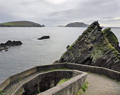 Old Pier (Roaring Jellyfish) Tags: ireland dunquin pier water sea kerry dingleway dingle wildatlanticway