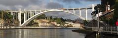 Ponte da Arrábida - Oporto (callejapmm) Tags: oporto ponte da arrábida