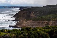P2251954-Edit Gables to 12 Apostles (Dave Curtis) Tags: victoria greatoceanwalk 2014 australia em5 omd olympus places september geomorphology coastal sedimentary