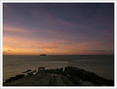brean-down-sunset-1100619-090119 (Peadingle) Tags: sunset dusk brean down fort somerset