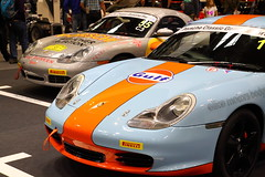 Porsche Boxsters (JoRoSm) Tags: lancaster insurance classic motor show nec birmingham car cars automobile auto nationalexhibitioncentre carshow 2018 sports performance classics yesteryear polished rides wheels canon 500d tamron porsche porker german supercar old boxster race racing cup grid lineup restored eos transport national exhibition centre indoor