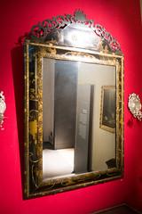 1670 mirror (quinet) Tags: 2017 antik england london spiegel victoriaandalbert ancien antique miroir mirror museum musée
