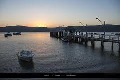 Speedboat (Joseph@Oz) Tags: d750 nikon sunset australia sydney newsouthwales pittwater water speedboat