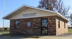 Post Office 72539 (Glencoe, Arkansas) (courthouselover) Tags: arkansas ar postoffices fultoncounty glencoe arkansasozarks ozarkmountains northamerica unitedstates us