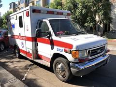 AMR (Squad 37) Tags: amr ambulance ems paramedic ford