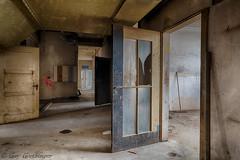 Lost floor (Guy Goetzinger) Tags: lila nikon goetzinger d850 lostplaces indoor hdr urbex abanndoned verlassen vieux floor door 2019 switzerland aargau