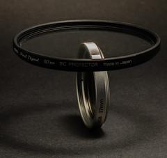 Balanced filters (Antti Tassberg) Tags: balance filter macro macromondays 100mm lens prime product