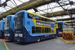 Dublin Bus SG192 161-D-46473 & SG109 152-D-9669 (Will Swain) Tags: dublin summerhill depot 16th june 2018 bus buses transport travel uk britain vehicle vehicles county country ireland irish city centre south southern capital sg192 161d46473 sg109 152d9669 sg 192 109