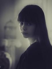Polina (Valentyn Kolesnyk (ValeKo)) Tags: pentax people portrait mood k3 meyer 105cm eyes look light trioplan pentaxflickraward