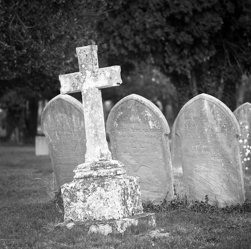 Gravestones Godmanchester Church