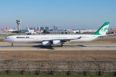 Mahan Air A340-600 EP-MMI (altinomh) Tags: mahan air a340600 epmmi