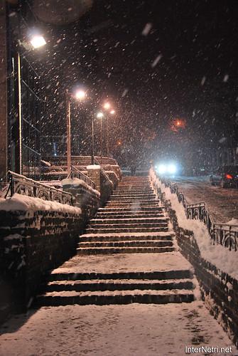 Засніжений зимовий Київ 384 InterNetri.Net Ukraine