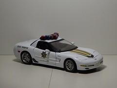 2001 Chevrolet Corvette Z06 0.1 (StegoJP07) Tags: maisto 118 chevrolet corvette c5 z06 police 2001