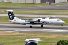 Alaska Airlines (Horizon Air) - Bombardier (De Havilland Canada) DHC-8-402Q (Dash 8 / Q400) - N413QX - Portland International Airport (PDX) - June 3, 2015 4 292 RT CRP (TVL1970) Tags: nikon nikond90 d90 nikongp1 gp1 geotagged nikkor70300mmvr 70300mmvr aviation airplane aircraft airlines airliners portlandinternationalairport portlandinternational portlandairport portland pdx kpdx n413qx alaskaairlines horizonair horizon alaskaairgroup dehavillandcanada dehavilland dhc dehavillandcanadadhc8 dehavillandcanadadash8 dehavillanddhc8 dehavillanddash8 dhc8 dash8 q400 dhc8400 dhc8402 dhc8402q bombardieraerospace bombardier bombardierdash8 bombardierq400 prattwhitney pw prattwhitneycanada pwc prattwhitneycanadapw100 prattwhitneycanadapw150 prattwhitneycanadapw150a pwcpw100 pwcpw150 pwcpw150a pw100 pw150 pw150a turboprop
