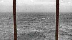 Sunny days ahead (pjwoodland) Tags: ocean water salishsea georgiastrait ferry bc coast westcoast