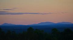 Hills of Northern Maine (RockN) Tags: mtkatahdin august2016 dusk islandfalls maine newengland
