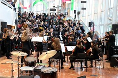 Viotta Sinfonietta directed by Coen Stuit 7495-9_2093 (Co Broerse) Tags: music contemporary composed vocal off days 19 day 2 opera forward festival amsterdam ballet 2019 cobroerse viotta sinfonietta jeugd coen stuit foyer