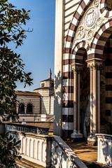 Cimetière Monumentale (yannfourel) Tags: milan milano italie cimetière monumentale architecture nikon d7500 italia