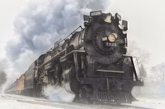 Pere Marquette 1225 (lleon1126) Tags: locomotive polarexpress steamengine peremarquetre1225 train friendlychallenge