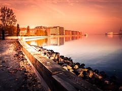 Streets of Malmö (Maria Eklind) Tags: himmel sweden malmö autumnmorning sky skånelän sverige se