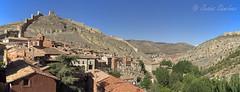 Albarracín (jesussanchez95) Tags: albarracín panorámica panoramic paisaje landscape teruel building muralla wall