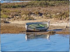 ABANDONADA (BLAMANTI) Tags: abandonados olvidado barcos barco barcas mar agua canon canonpowershotsx60 blamanti