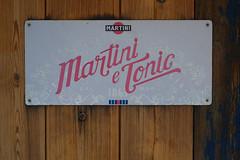 Martini (hans pohl) Tags: portugal sesimbra setubal advertising publicités panneau